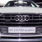 2017 Audi Q5 2.0 TDI Quattro   Exterior and Interior Walkaround   2017 Geneva Motor Show