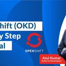 Install Single Node Openshift Cluster (OKD) | Openshift on AWS