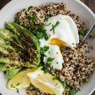 Avocado With Egg