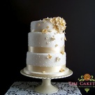 Champagne Wedding Cakes