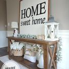 X style entryway table   Etsy