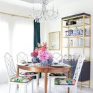 Chinoiserie Dining Chairs Reveal - Monica Wants It