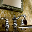 American Imaginations Jazz Chrome 2-Handle Widespread WaterSense Bathroom Sink Faucet   AI-999-1781