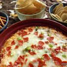 Pizza Dip Appetizers