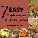 Easy Tilapia Recipes
