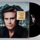 George Jones - Who's Gonna Fill Their Shoes (1985) Vinyl LP  Corvette Song