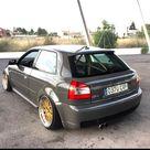Audi S3 8L combinés filetés AP suspension   AP suspension   Combinés filetés