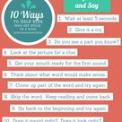 Teach Me How To Read: 10 Strategies When You are Stuck