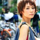 18 New Trends in Short Asian Hairstyles - PoPular Haircuts
