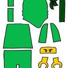 Ninjago Gluestick Art – Sagan's Blog