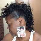 63 Superb Mohawk Hairstyles for Black Women - New Natural Hairstyles