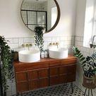 53 Inspiring Bathroom Plants Decor Ideas - LAVORIST
