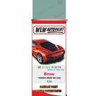 Bmw 3 Series Tuerkis Green Uni 326 Car Aerosol Spray Paint Rattle Can   Single Basecoat Aerosol Spray 400ML