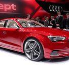 Geneva 2011 Audi A3 sedan concept opens the show in style