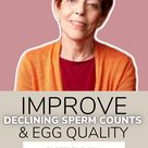 How To Improve Declining Sperm Counts And Egg Quality