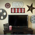 Movie Themed Rooms