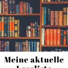 Meine aktuelle Leseliste zur Frankfurter Buchmesse 2019!