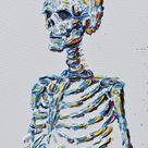 Skeleton 55