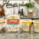 Trader Joe's Creamy Chicken and Gnocchi Soup Hack | Aubrey Swan Blog