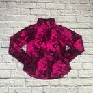 {The North Face} Reactor Jacket In Wild Aster Purple Botanical Print Sz M