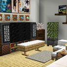 Reddit - Minecraft - A Bright Living Room