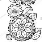 Hand Drawing Vector Elements Cup Herbal Stockvektor (royaltyfri) 375978445