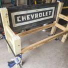 RYOBI NATION - Chevy tailgate bench