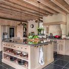 Eiken Project Landelijke Keukens - Totaalinrichting - Maatkeukens | Stabroek, Belgie