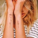 41 Best Small Tattoos For Women