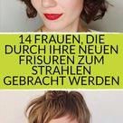 14 Vorher-nachher-Bilder von neuen Frisuren