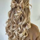 71 Perfect Half Up Half Down Wedding Hairstyles
