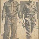Josef Kramer Commandant of Auschwitz-Birkenau and the Bergen-Belsen concentration camp.