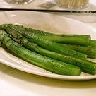 Boil Asparagus