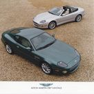 Aston Martin DB7 Vantage 1999 Mary