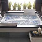 Atemberaubende Badewannen für zwei Personen