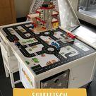 Einfache Ideen für deinen IKEA Kindertisch ♥