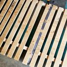 Modern DIY Vertical Slatted Deck Skirting Sponsored by The Home Depot Canada   Dans le Lakehouse
