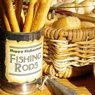 Fish Party Foods