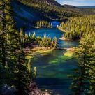 Lakes In California