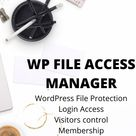 WP FILE ACCESS MANAGER is the best plugin for file access control