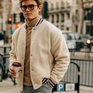 How London Fashion Week's Most Stylish Guys Dress for Winter