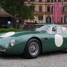 Aston Martin DB4 GT Zagato   Chassis DB4GT/0183/R    2013 Concorso d'Eleganza Villa d'Este