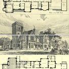 1881 – Yattendon Court, Newbury, Berkshire