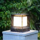 Lore - Modern Nordic Waterproof LED Cube Lamp