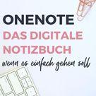 So verwaltest du deine Notizen mit OneNote, dem digitalen Notizbuch