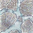 Imaginary Maps – Emily Garfield Art