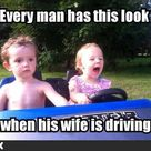 Wife Driving