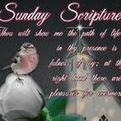 Psalm's Sunday Scripture