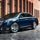 The 2018 Cadillac XTS Is Previewed With New Design Cues
