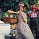 1950s Summer Fashion